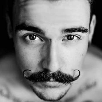 Fu manchu mustache styles. How to trim handlebar moustache