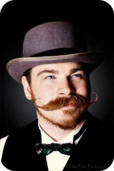 5 Fabulous Vintage Mustache And Beard Styles For Modern Men,