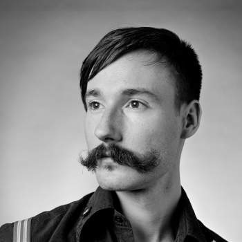 Handlebar Moustache: How to Grow Style a Handlebar Mustache - AtoZ Hairstyles
