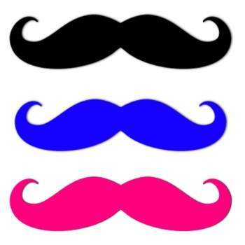 A guide to words for moustaches, OxfordWords blog