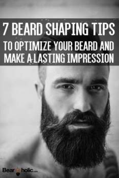 Mustache Trimming Tips - How to Trim a Mustache