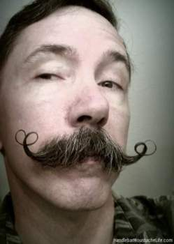 Great Men With Mustaches How To Grow A Handlebar Mustache