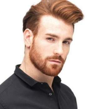 Beard and mustache styles with grooming tips for men.