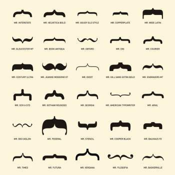 Types of whiskers will allow any man to choose the most suitable option for himself to emphasize his charisma up. Shape, species and styles of mustache and beard.