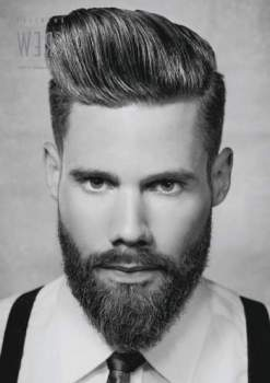 9 Handsome Balbo Beard Styles with Pictures, Styles At Life