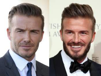 Does Your Beard Style Match Your Face Shape?, Groomed Fashion