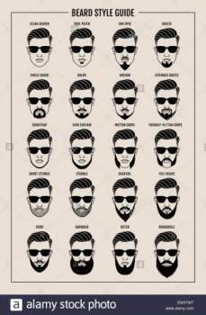 The Beardly Man s Guide to Beards - 12 Beard Styles that Rock in 2017
