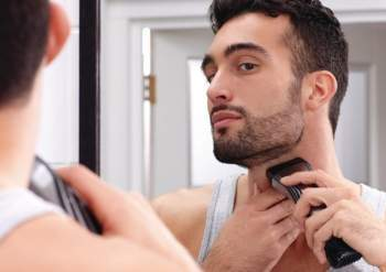 How to trim mustache with beard - FACIAL HAIRSTYLES