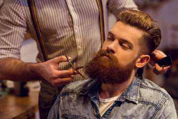What Is and How To Grow a Perfect Handlebar Mustache Hitbeard