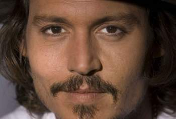Johnny Depp Beard XSFS