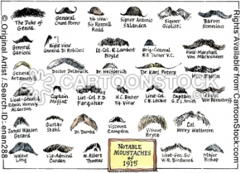 Good Moustache Names. 55 Slang Words For Moustache, How to Grow a Moustache