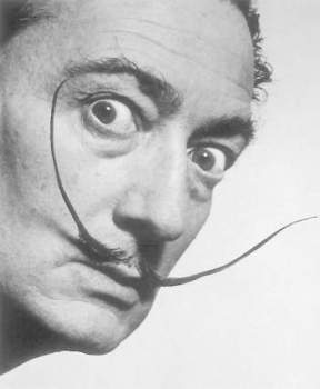 How to grow a salvador dali mustache