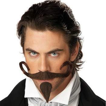 50 Ultimate Mustache and Goatee Styles,