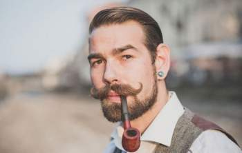 Mustache shaping tips. A barbers perspective on male grooming ➢➢➢ Mustache styles