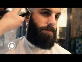 How to shape a short beard, FACIAL HAIRSTYLES