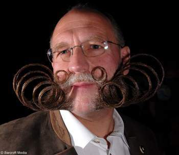 The Most Popular Beard Style in Each State, Mental Floss