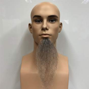 Long thin beard