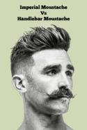 French cut moustache