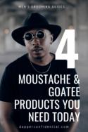Men's goatee styles