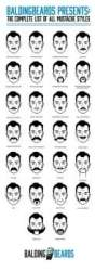 Mustache s