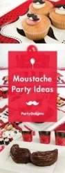 How to keep mustache