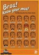 Moustache tips